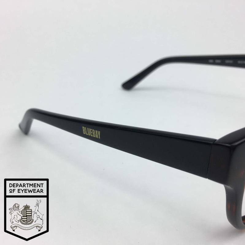 2e0a64a3c828 BLUE BAY eyeglass TORTOISE  WAYFARER STYLE  frame Authentic. MOD ...