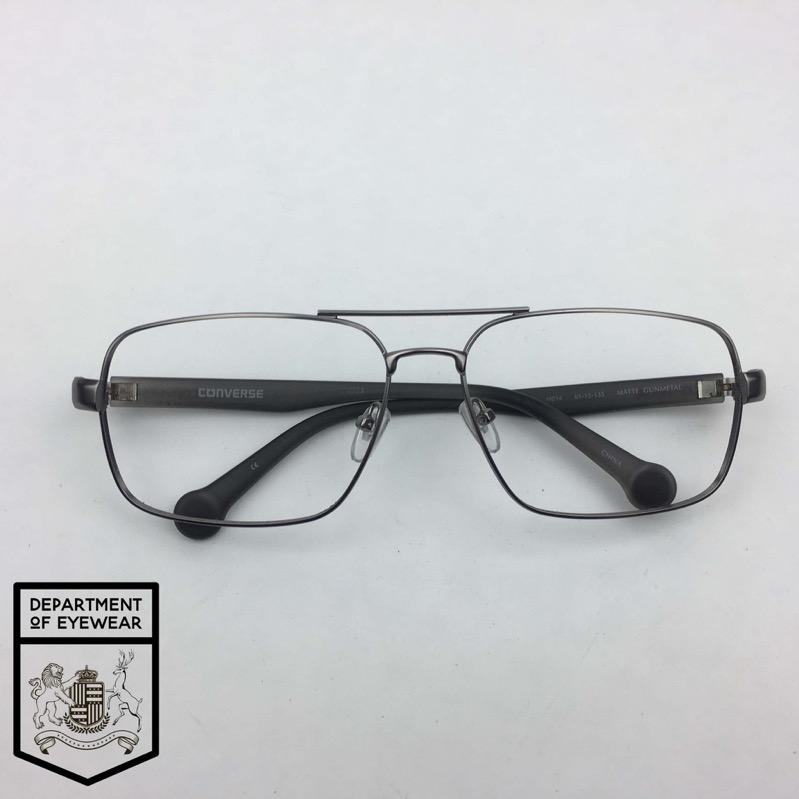 d79fb93eed CONVERSE eyeglass MATT GUN METAL AVIATOR FRAME frame MOD  H014